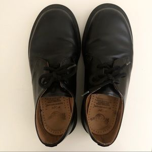 ❌SOLD❌ Doc Martens Black Oxford Shoes